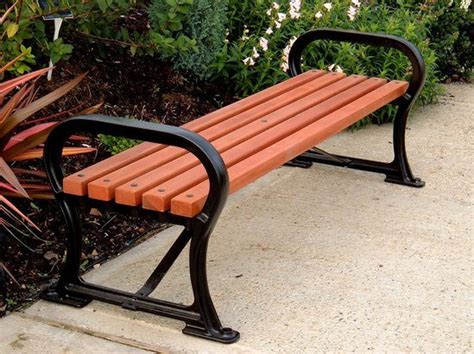hardwood bench slats avenue sf45 cast iron bench with hardwood slats neptune