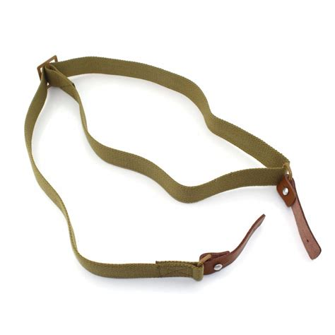 Clothes Sling Bl ak 47 aks 74 heavy duty cotton webbing airsoft