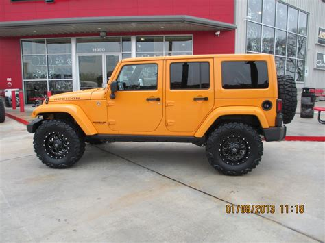 matte orange jeep jeep wrangler gallery awt off road
