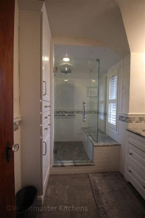 shower ledge 5 favorite built in bathroom storage solutions