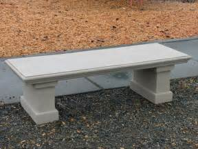 outdoor cement bench concrete park benches www imgkid the image kid has it