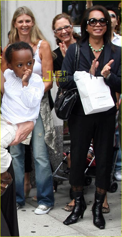Bag For Babies Zahara Joli Pitt With Valentino Histoire Bag by S Store Extravaganza Photo 545071