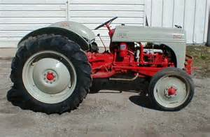 Ford 8n Tractor For Sale Restored One Owner 1952 Ford 8n Tractor For Sale