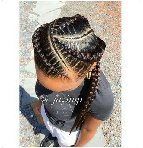 young black american women hair style corn row based goddess braids buns and updo s pinterest goddess