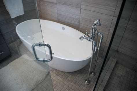 standing bathtub pictures of the hgtv smart home 2015 master bathroom
