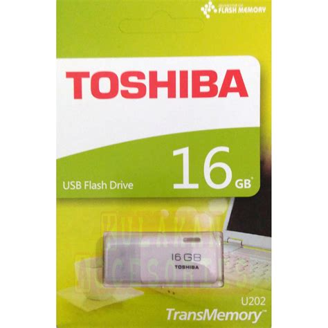 flashdisk toshiba 16gb bergaransi flash disk flash