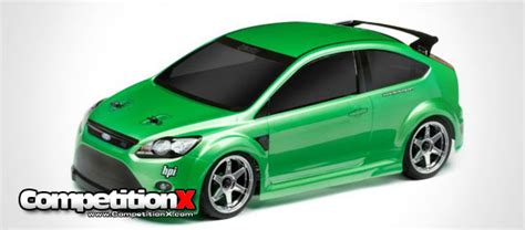 Ford Forcus Rs by Hpi Ford Forcus Rs 200mm