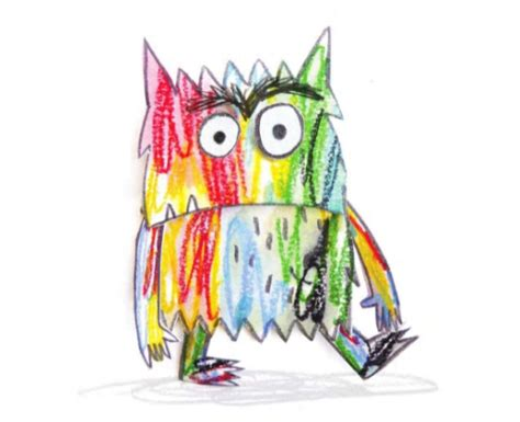 monsters colors quot the colour quot free books children s stories