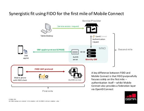 fido mobile mobile connect and the fido standards