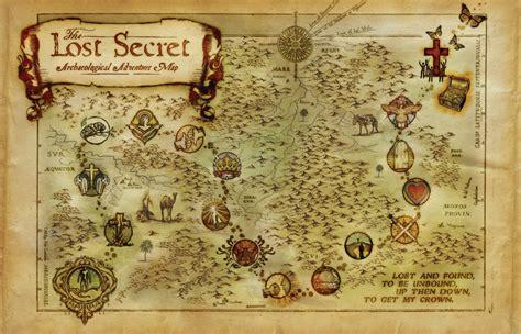 adventure map read start