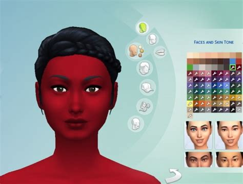 mod the sims sims 4 skins simsperience s fresh skins for all by melissaq64 at mod