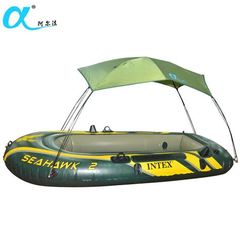 fishing boat tent matine sun shelter fishing tent inflatable boat rubber