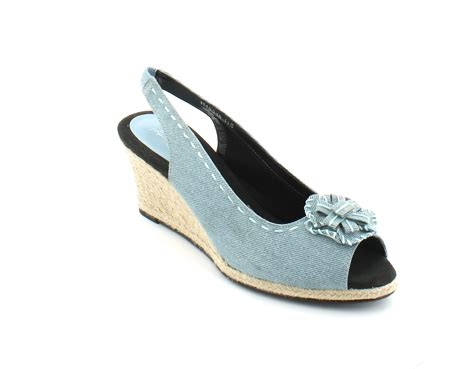 ros hommerson elana blue womens shoes size 11 sandals msrp