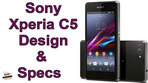 Backdor Sony Xperia C5 Original Standar sony xperia c5 ultra specifications design