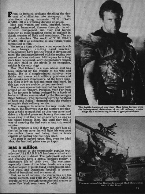 film fantasy magazine mad max movies movie magazine archive