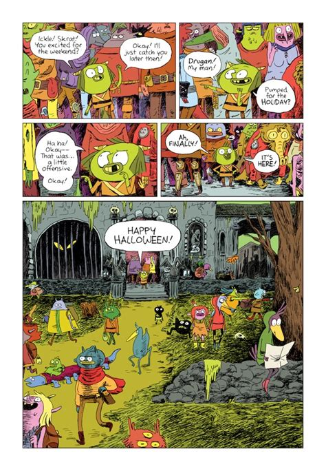 why comics from underground to everywhere books preview costume quest comics for