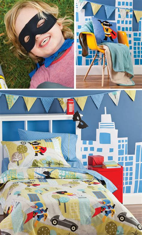 girls superhero bedroom fun boys and girls duvet cover sets at home with kim vallee
