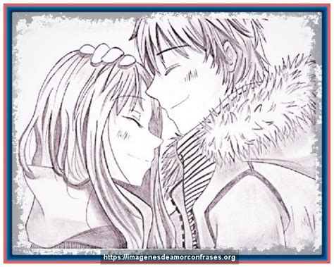 imagenes tiernas en lapiz imagenes de anime de amor para dibujar a lapiz faciles