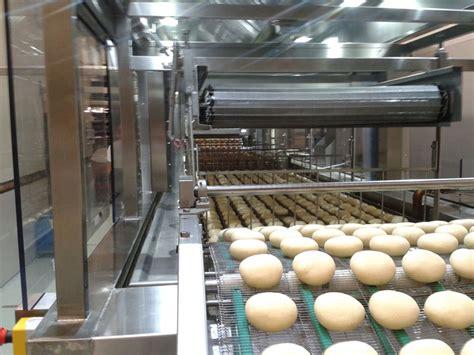 forni industriali per alimenti produzione macchinari professionali per industria