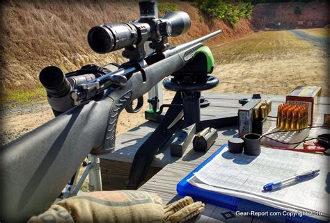 Mba Scope In Germany by Thompson Center Compass Rifle Review