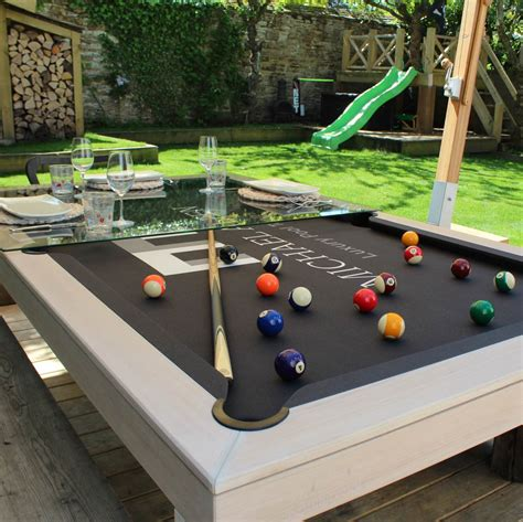 outdoor pool table luxury outdoor living