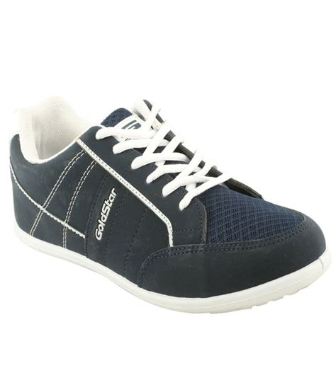 goldstar sports shoes goldstar navy white canvas sports shoes buy goldstar