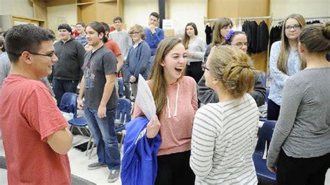 Wheaton College Il Acceptance Letter Wheaton College Delivers Acceptance Letter To