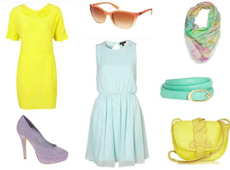 Sunday Sunnies Belt Glossy by Delightfully Chic Color Me Happy Pastel