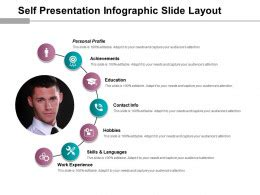 Self Introduction Slide Team Personal Introduction Powerpoint Template