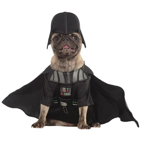 wars costumes for dogs wars darth vader pet costume the animal rescue site