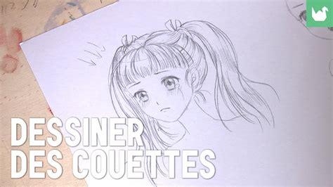 Dessin Fille Avec Couettes by Dessiner Une Fille Avec Deux Couettes Apprendre 224