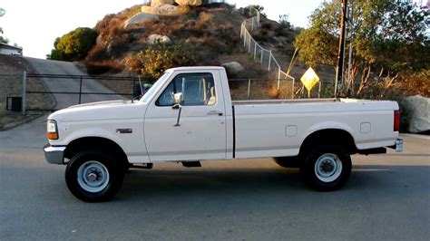 1992 ford f250 1992 ford f250 f 250 4x4 work truck for sale before ebay