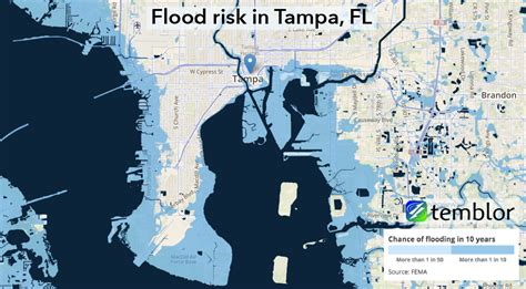 bay county florida flood zone map us flood maps do you live in a flood zone temblor net