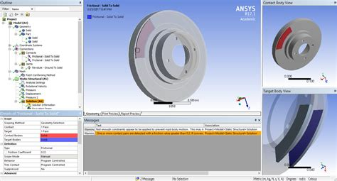 ansys tutorial design optimization in dx analytics ansys doe and design optimization tutorial