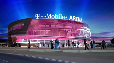 mobile arena today is the grand opening of the t mobile arena in las