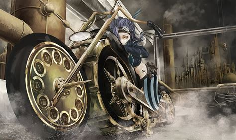 Fantasy Motorrad Bilder by Photos Clock Anime Fantasy Motorcycles Technics Fantasy