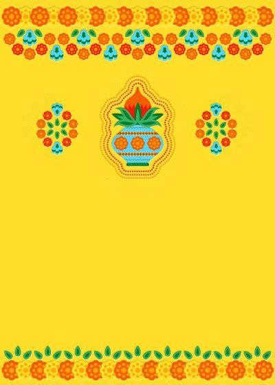 housewarming invitation india housewarming traditional yellow invitation invites