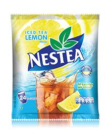 lemon tea nestle nestea iced tea nestl 233 india