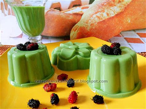 cara membuat infused water green tea resep puding susu green tea enak sederhana aneka resep