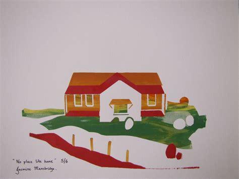 at home with artist mansbridge the interiors addict