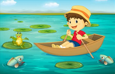 row the boat crocodile row row row your boat