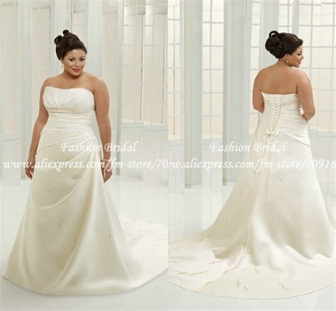 simple plus size wedding dresses cheap cheap designer simple a line plus size wedding gown twd079