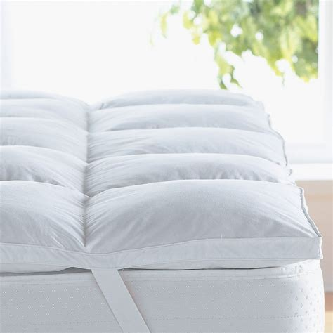down bed topper home sweet home dreams thick hypoallergenic down
