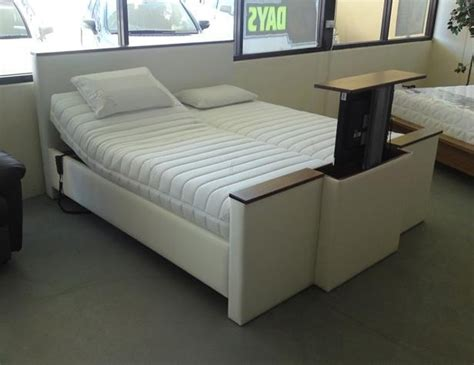 bed with tv lift free shipping for automatic tv lift can be lift 600mm with
