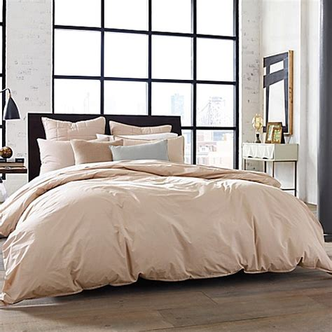 blush colored comforters buy kenneth cole new york escape king duvet cover in blush