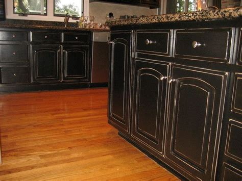 black painted bathroom cabinets 1000 ideas about black distressed cabinets on pinterest