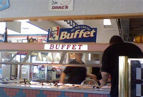 Best All You Can Eat La Buffets Thrillist Buffet Kfc Locations