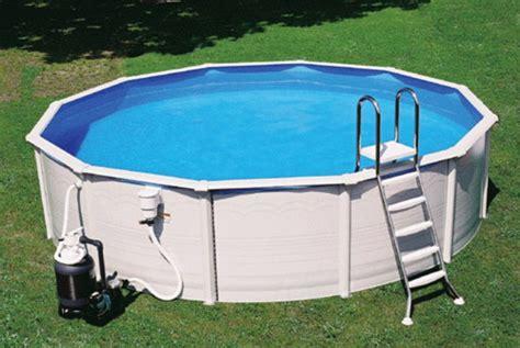 garten pool selber bauen eine verbl 252 ffende idee