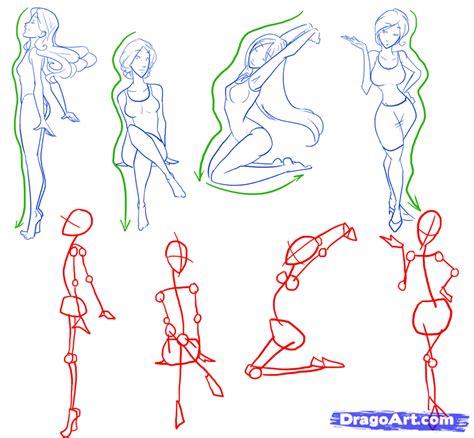 Drawing Bodies by Como Dibujar La Figura Femenina Taller De Dibujo