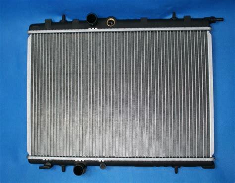 peugeot 206 radiator china auto radiator for peugeot 206 series china auto